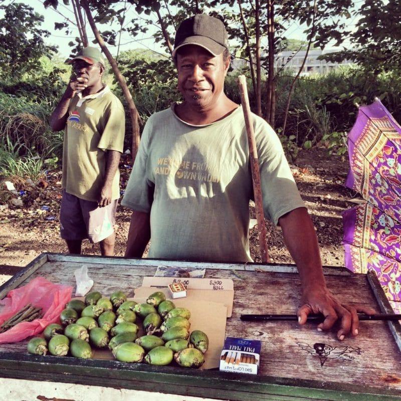 trip to the Solomon Islands betel nut
