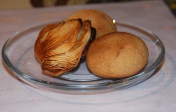 Pâtisseries ricotta pozzeto