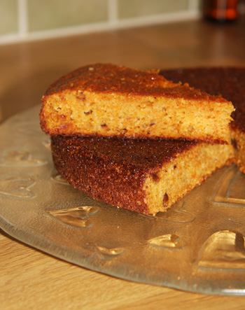 Carrot cake P.hermé