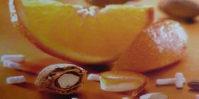 Colombe orange
