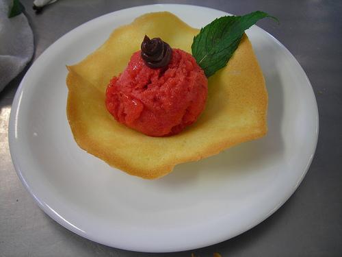 sorbet-fraise