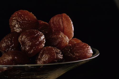 marrons-glaces