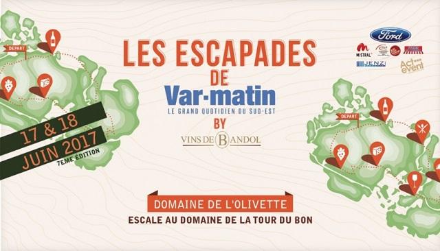 Les Escapades de Var-matin au Domaine de l'Olivette - Le Castellet (83)