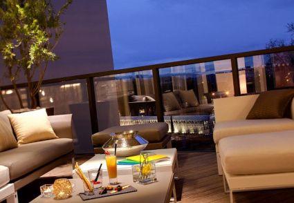Hôtel Renaissance ***** | Aix-en-Provence | Terrasse extérieure
