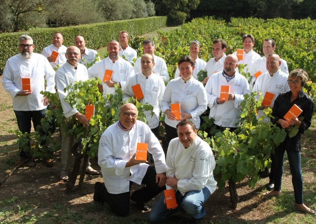 Dîners des chefs CHC au profit des Restos du Coeur   Photo : Marie Tabacchi