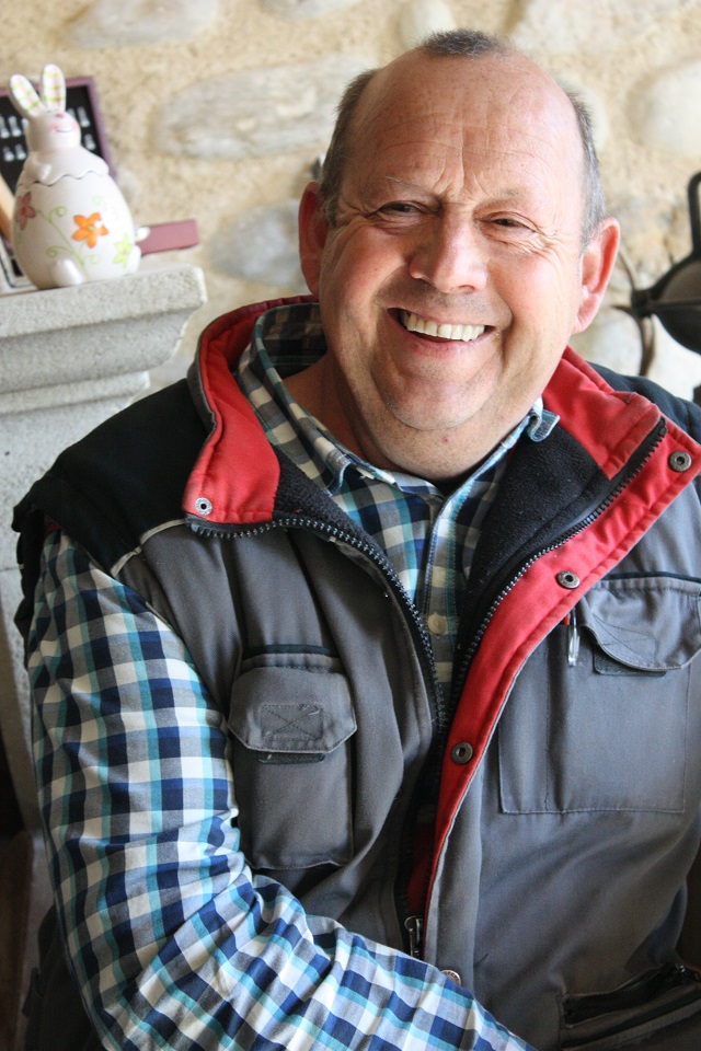 Denis Vison | Domaine du Moulin à Vinsobres | www.epicuriendusud.com