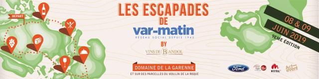 Les Escapades de Var-matin au Domaine de la Garenne・La Cadière d'Azur (83)