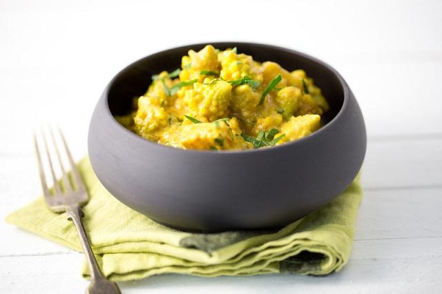 Curry de légumes - Photo F. Hamel - www.epicuriendusud.com