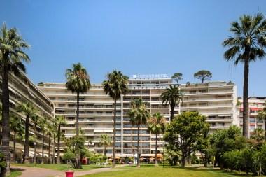 Le Grand Hôtel Cannes ***** | Le Parc