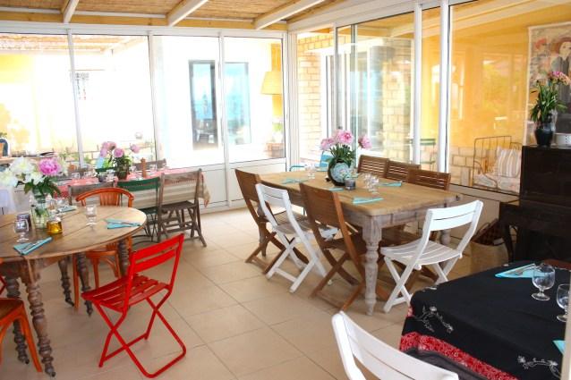 Hôtel - Restaurant Lido Beach - Hyeres (83) - Salle - www.epicuriendusud.com