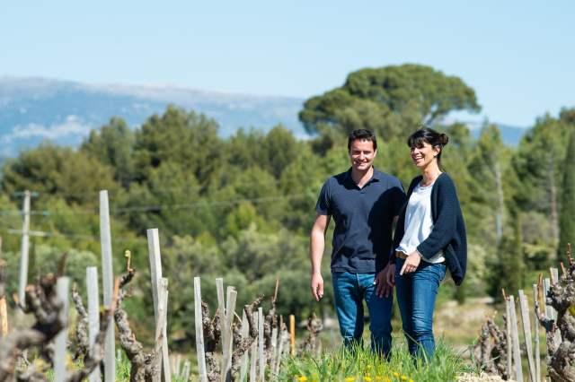 Clément Minne & Pauline Giraud - Photo © Amaury Brac