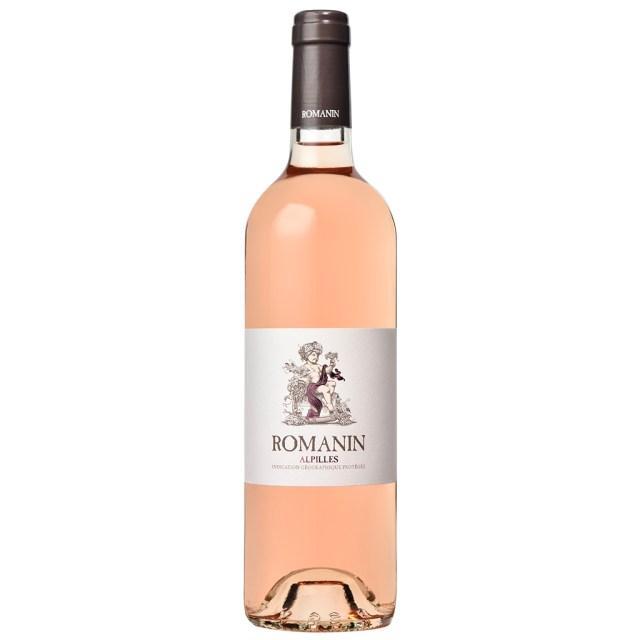 Château Romanin・IGP Alpilles・Romanin Rosé 2018 (AB)