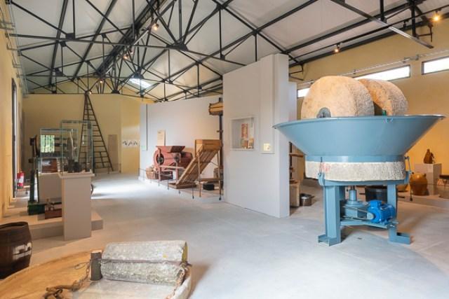 Musée de l'Huile d'Olive La Royère. Oppède (84). www.epicuriendusud.com