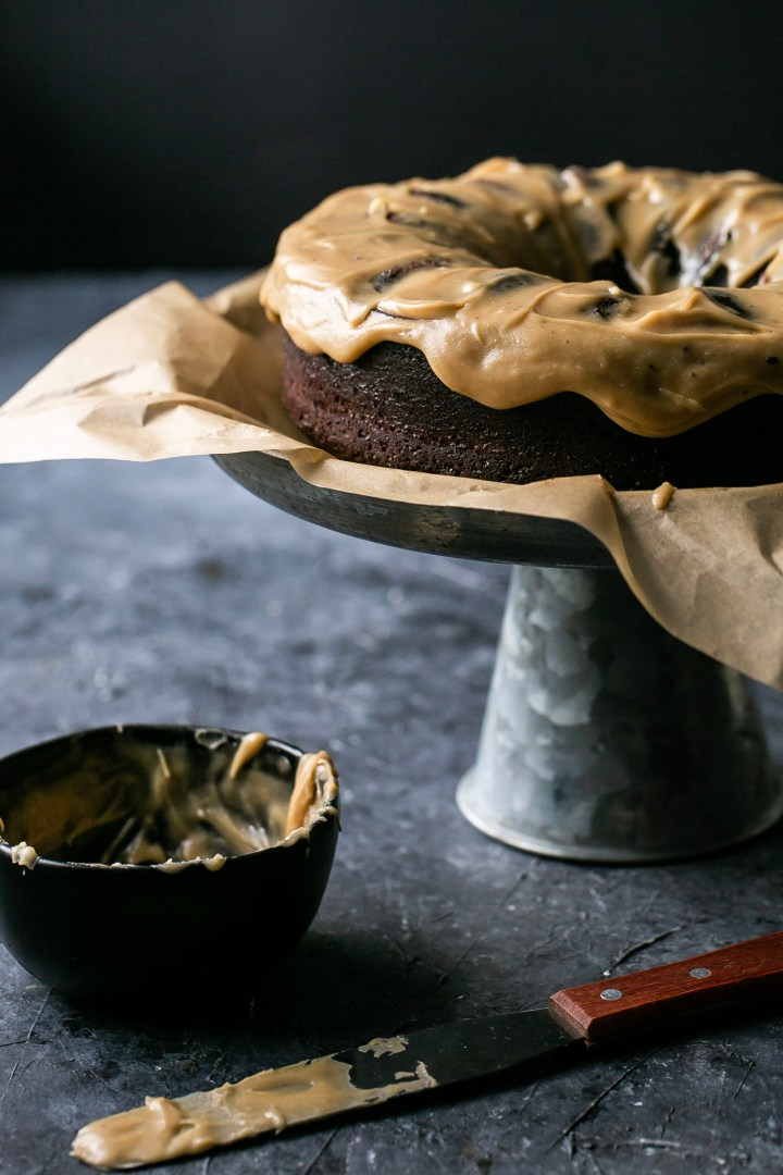 Chocolate Stout Bundt Cake