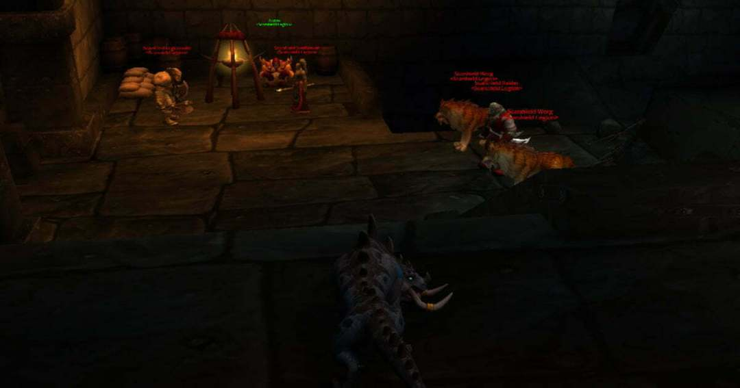 Lower Blackrock Spire Dungeon Farm