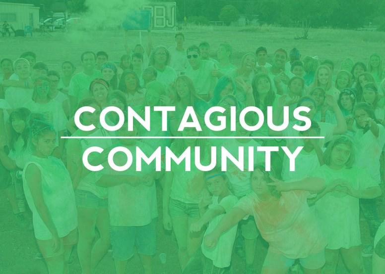 Contagious Community