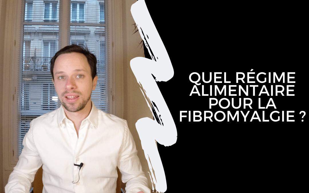 Quel régime alimentaire pour la fibromyalgie ?