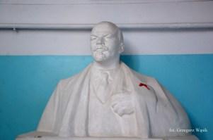 Lenin w muzeum Gagauzji