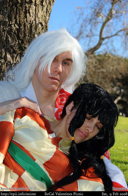 Inuyasha Sesshoumaru And Rin E I Info