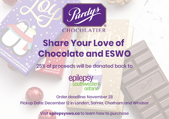 Share Your Love of Chocolate and ESWO