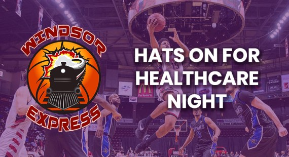 Hats on for Healthcare Night
