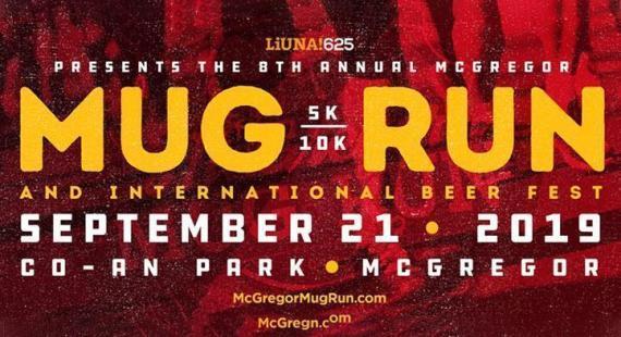 McGregor Mug Run