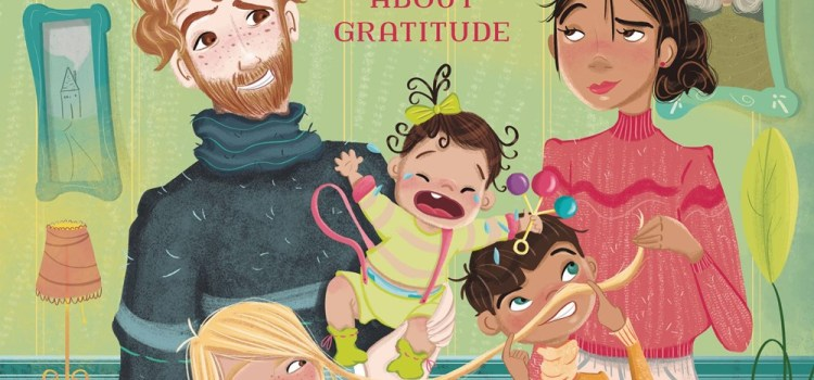 The Grumbles: A Story about Gratitude by Tricia Goyer