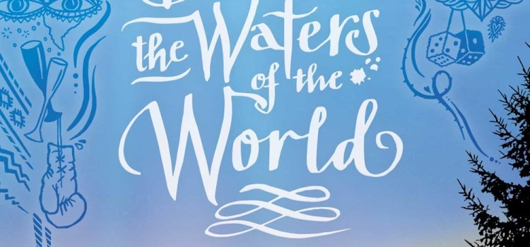 SIGNED Aristotle and Dante Dive into the Waters of the World by Benjamin Alire Saenz