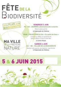 Fête de la Biodiversité 2015