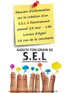 affiche SEL