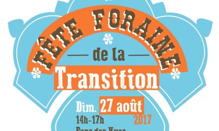 Fête Foraine de la Transition