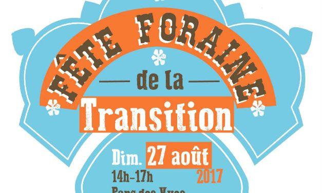 Fête Foraine de la Transition