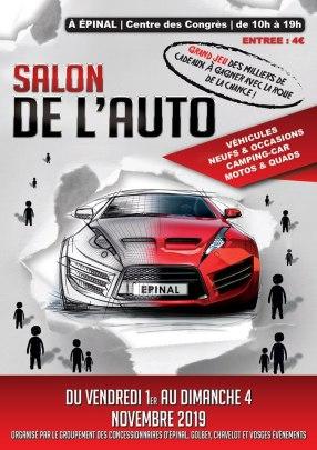 salon auto affiche oct 2019