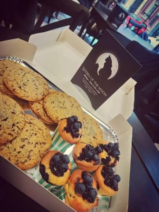 Boutique/Salon de thé à Chats Sisters of the Moon