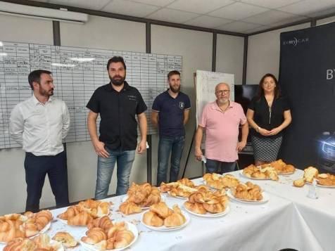 (Photographie Fédération des Boulangers des Vosges)