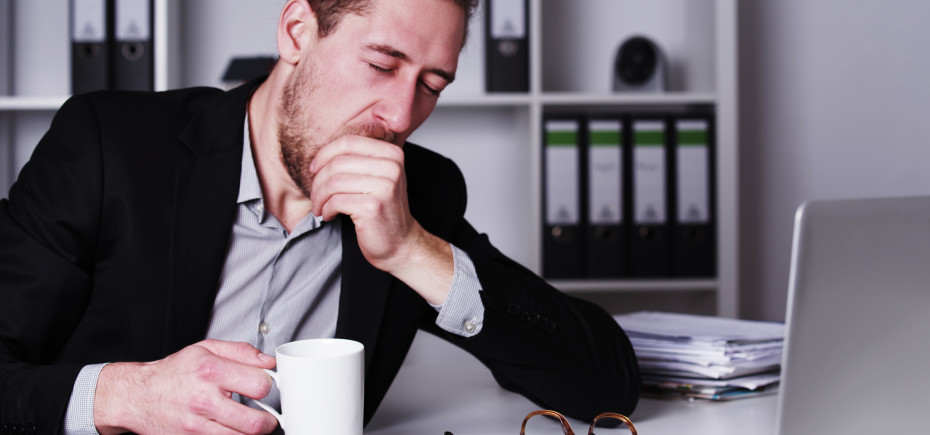 An eye on fatigue at work
