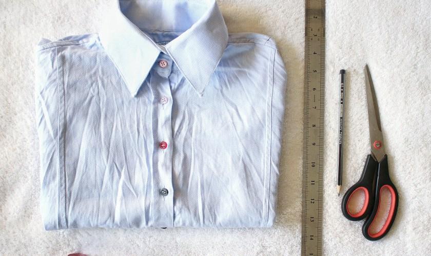 DIY Choker Shirt – Easy Peasy