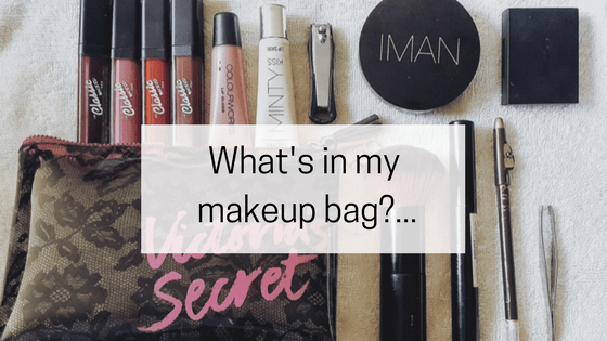 What's In My MakeUp Bag…