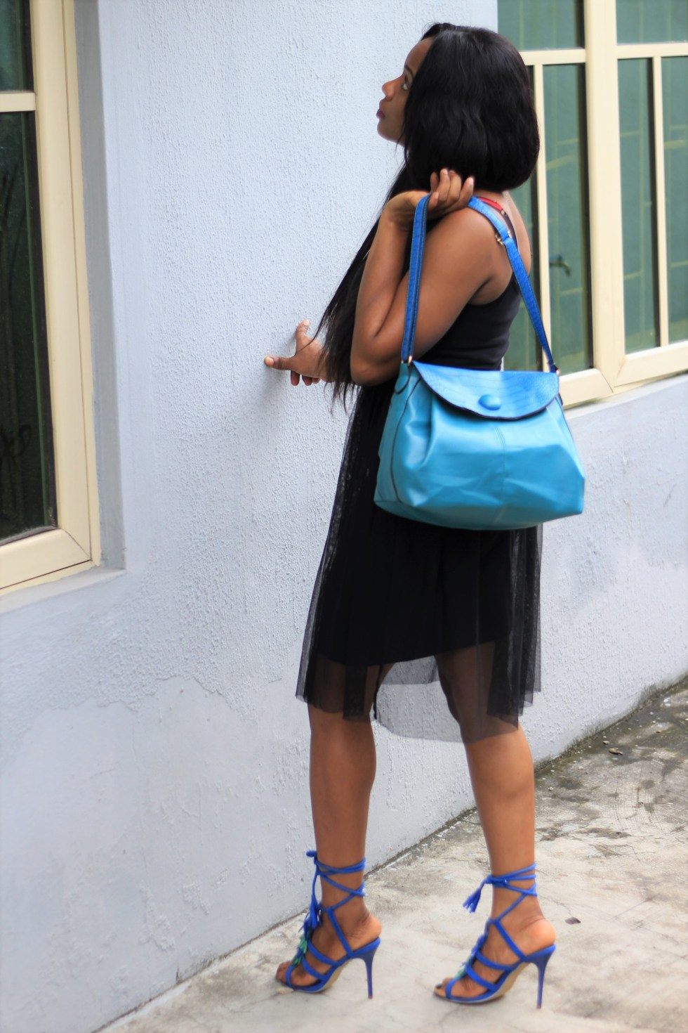 Two Toned Bag