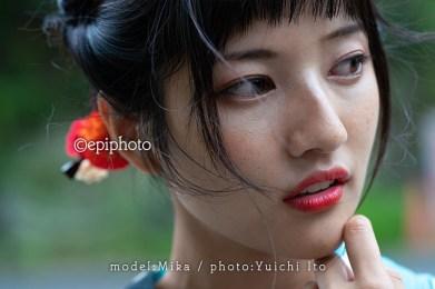 model : Mika