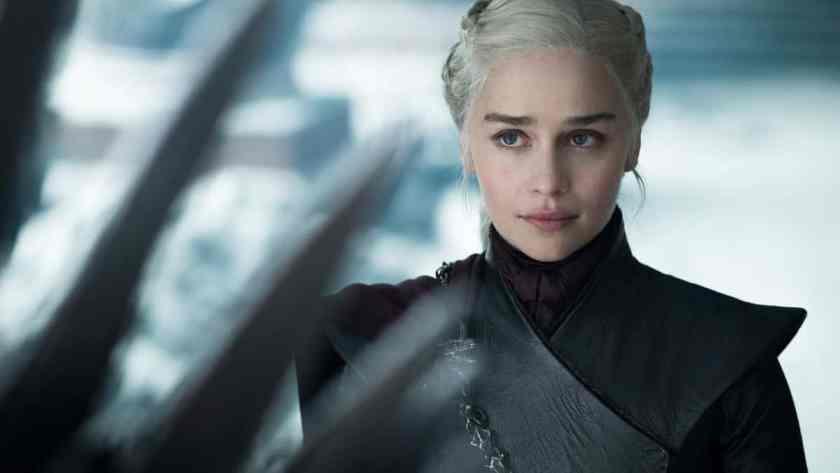 Daenerys ( Emilia Clarke) in Game of Thrones