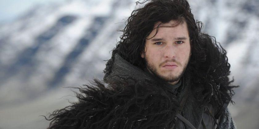 Kit Harington as Jon Snow in Game of Thrones (Play/ HBO)