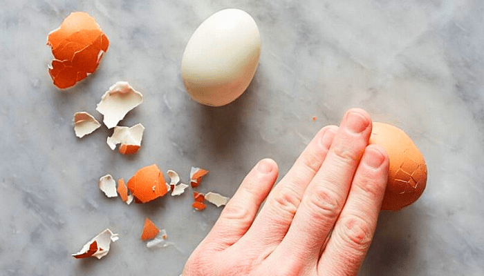 5 Best Way to Peel an Egg (Video)