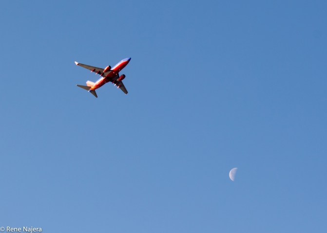 Jet and Moon