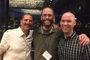 Bernie Harlow, Rich MacLehose, Craig Meyer