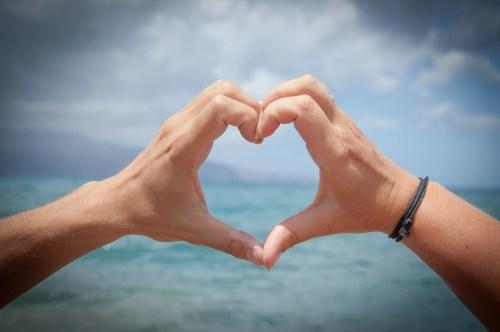 恋と愛の違いは恋とは、ドキドキすることです