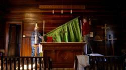 Sedalia parishioners volunteer to renovate 145-year-old church after funding falls through