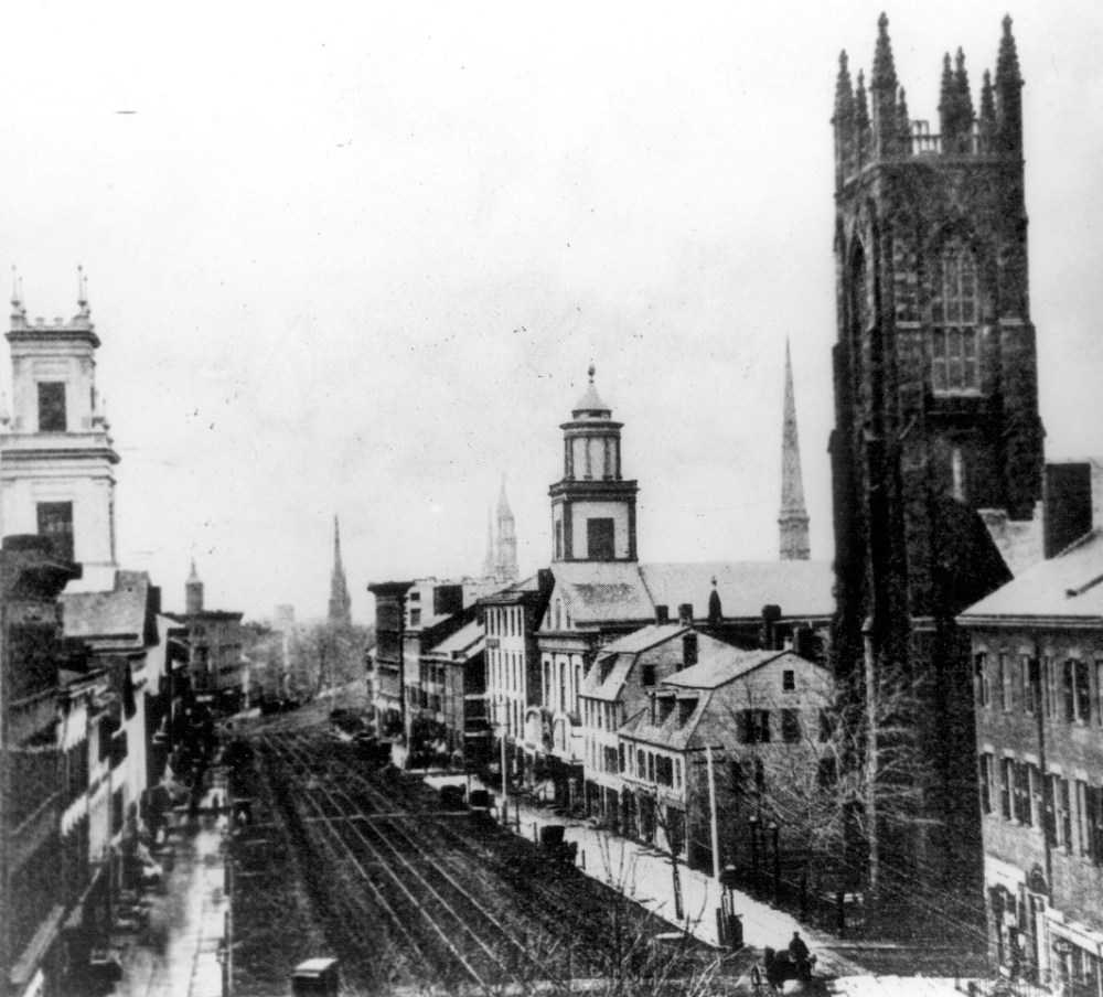Christ Church, Hartford, c. 1900s