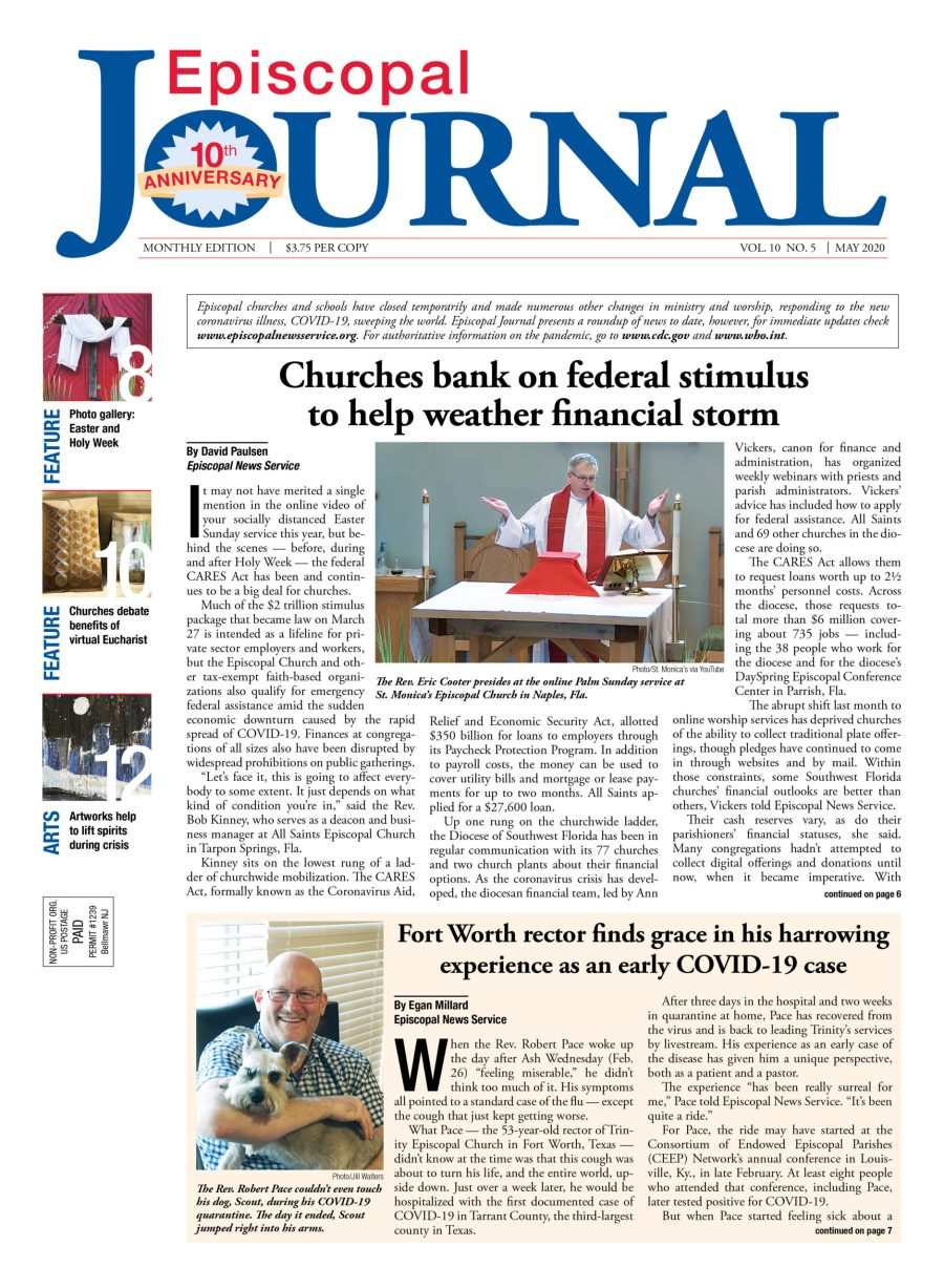 Episcopal Journal Print/Digital Subscription - 1 year