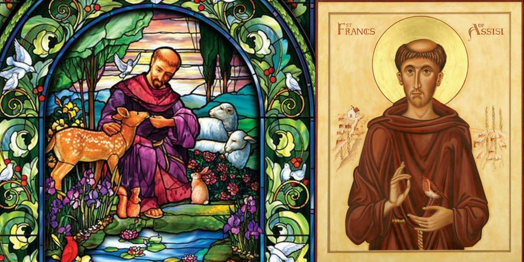 Saint Francis Embraces God's Love Song for the World (The Rev. Dr. Eric Hinds)